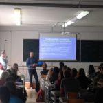 Εκδήλωση υποδοχής των πρωτοετών φοιτητών του τμήματος Μηχανικών Περιβάλλοντος στην Ξάνθη